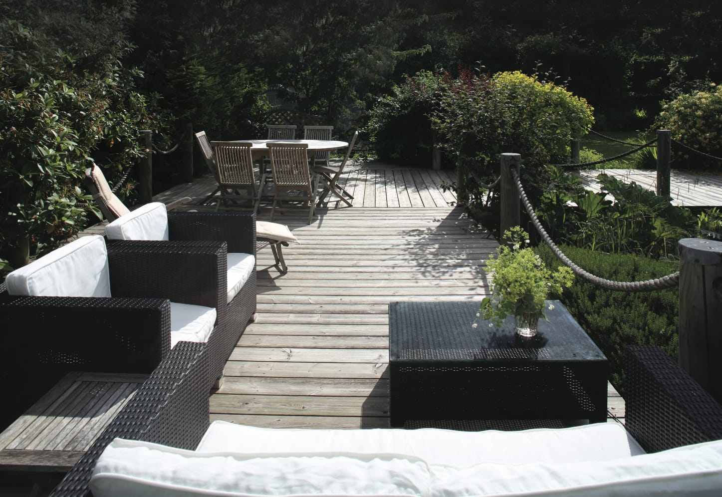 longridge timber timber decking