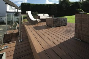 trex composite decking longridge timber compressed
