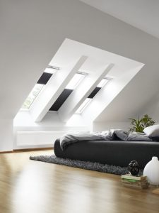 velux roof windows centre pivot ggl white painted