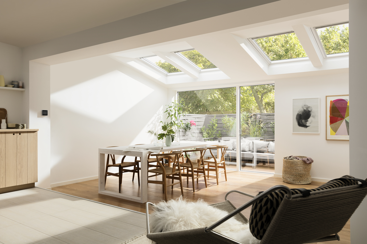 velux integra ggl electric white longridge timber